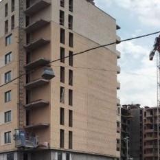 Строительство в СПб жилого комплекса Золотое время